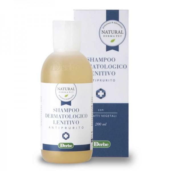 Derbe Shampoo Detergente Dermatologico Lenitivo
