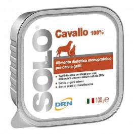 DRN Solo Cavallo Umido per Cani e Gatti