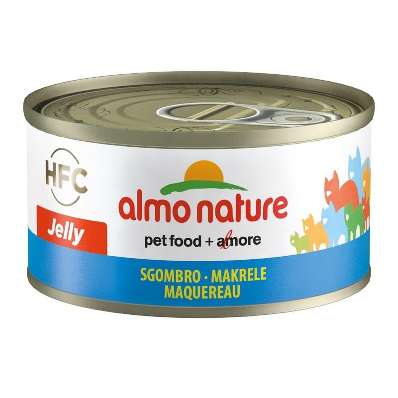 Almo Nature HFC Jelly allo Sgombro per Gatti 70gr