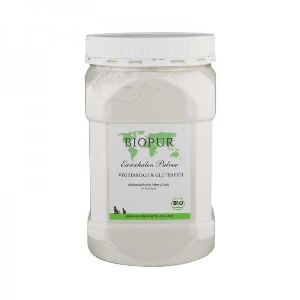 Biopur Polvere di Guscio D'Uovo