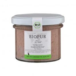 Biopur Vet Diet Struvite Umido per Gatti 100 g