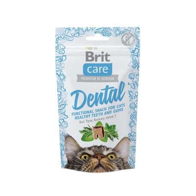 Brit Care Snack Grain Free Dental per Gatti