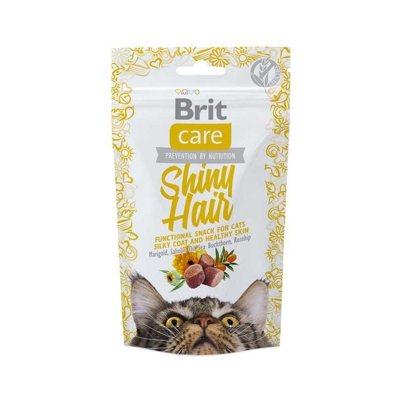 Brit Care Snack Grain Free Shiny Hair per Gatti