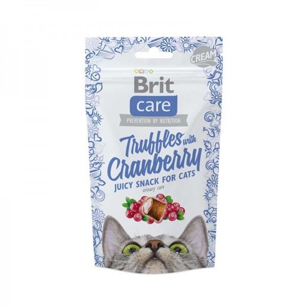 Brit Care Snack Truffles with Cranberries per Gatti