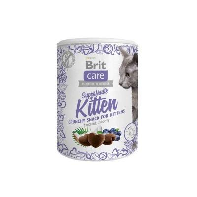Brit Care Snack Superfruits Kitten per Gattini