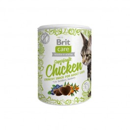 Brit Care Snack Superfruits Chicken per Gatti
