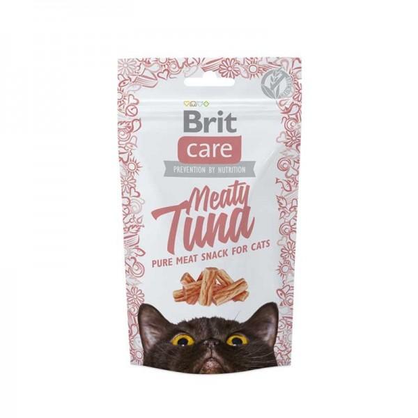 Brit Care Snack Grain Free Meaty Tuna per Gatti