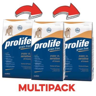 Prolife Puppy Grain Free Pollo & Patate