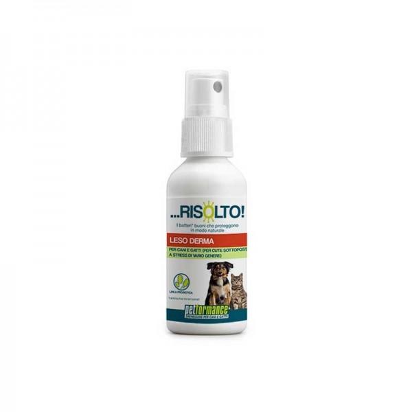 Petformance Risolto Lesoderma per Cani e Gatti