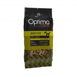 Optimanova Snack Digestive con Coniglio per Cani