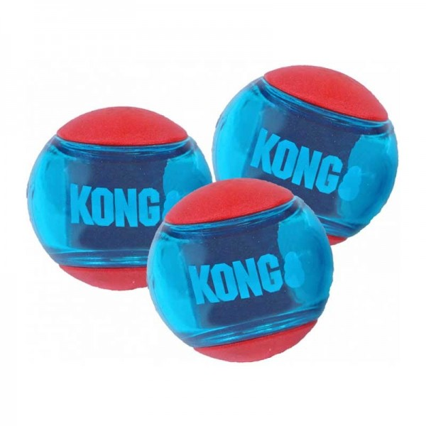 KONG Palla Squeezz Action per Cani
