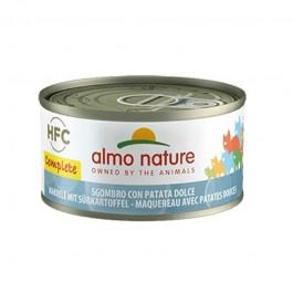 Almo Nature HFC Complete Sgombro con Patata Dolce per Gatti 70g