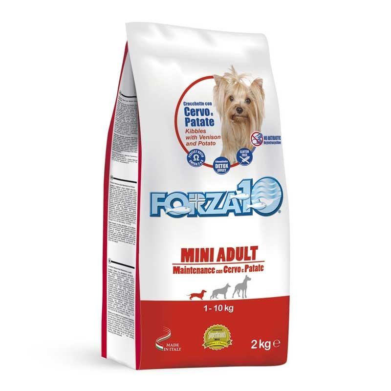 Forza10 Mini Adult Maintenance Cervo e Patate