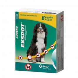 Exspot Antiparassitario Spot-on per Cani