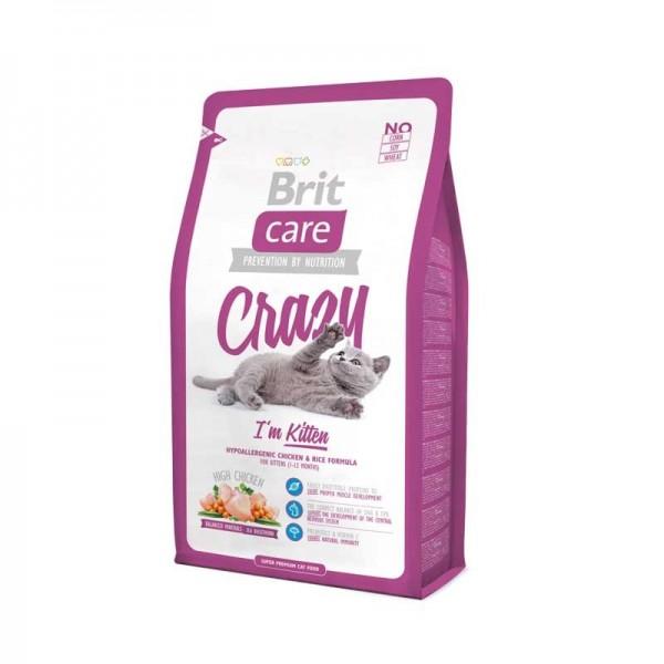 Brit Care Kitten Crazy per Gattini