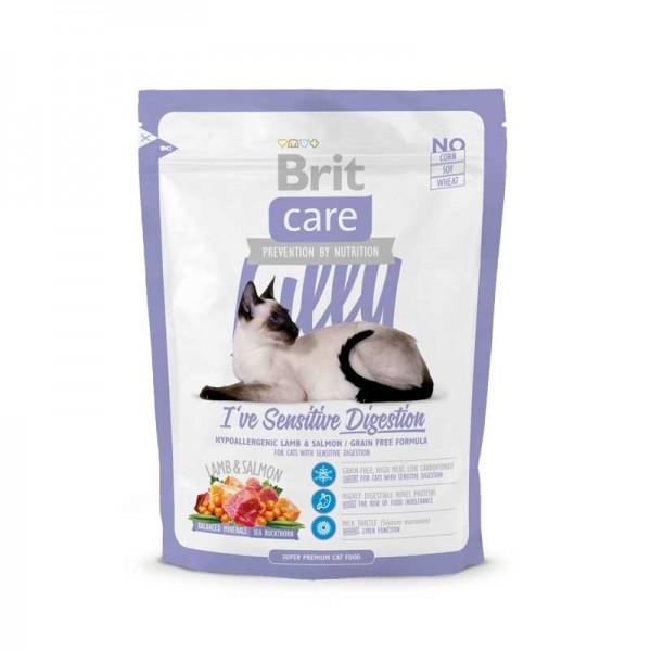 Brit Care Sensitive Lilly per Gatti