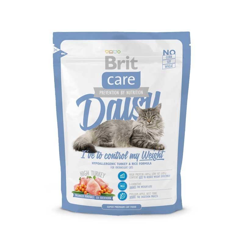 Brit Care Weight Control Daisy per Gatti
