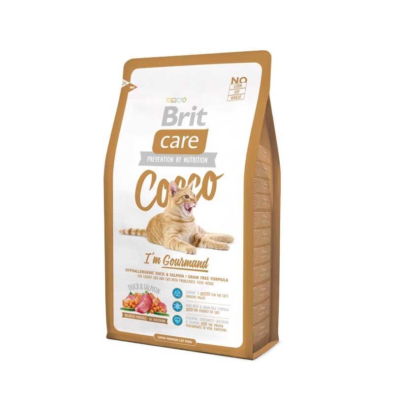 Brit Care Gourmand Cocco per Gatti