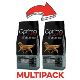 Optimanova Adult Dog Obesity
