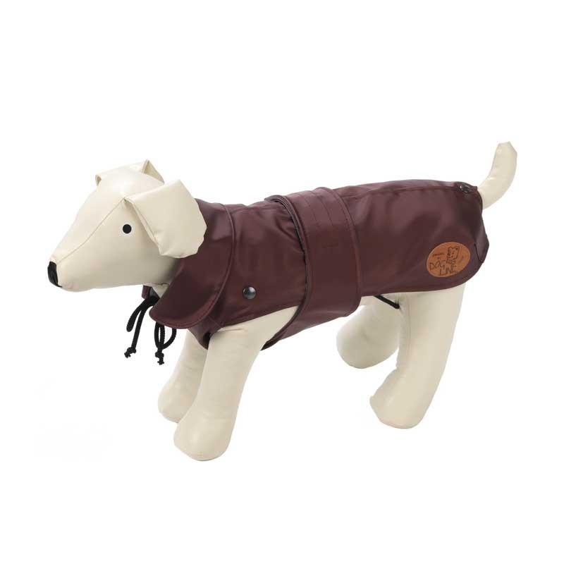 Dog Line Impermeabile Montreal Plus Prugna