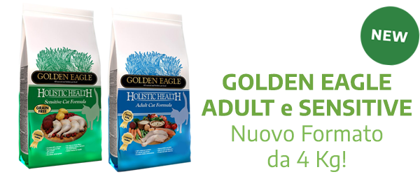 Golden Eagle Gatto 4kg