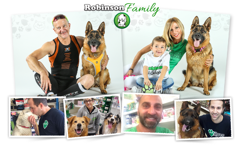 Robinson Pet Family