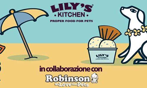 Tutti al mare con Robinson e Lily's Kitchen thumb
