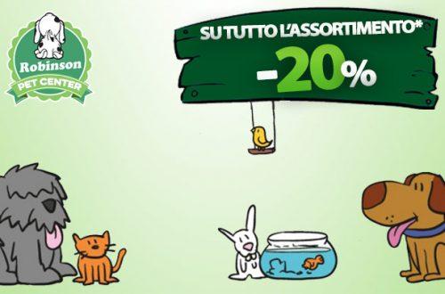 Villa Verucchio, a dicembre 20% di sconto su tutta la spesa thumb