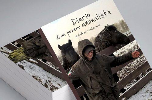 """Andrea Cisternino, """"Diario di un Povero Animalista"""" thumb"""