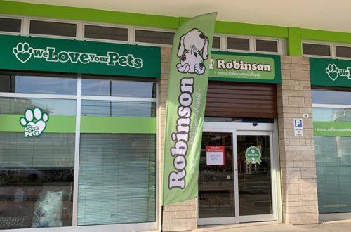 Robinson Pet Shop apre il suo undicesimo punto vendita a Ravenna thumb