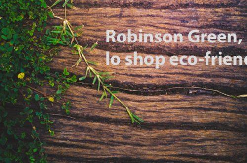 Prodotti sostenibili per cani e gatti: nasce la nuova sezione Green di Robinson thumb