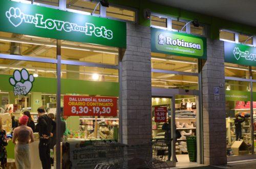 Robinson Pet Shop inaugura un nuovo punto vendita a Forlì thumb